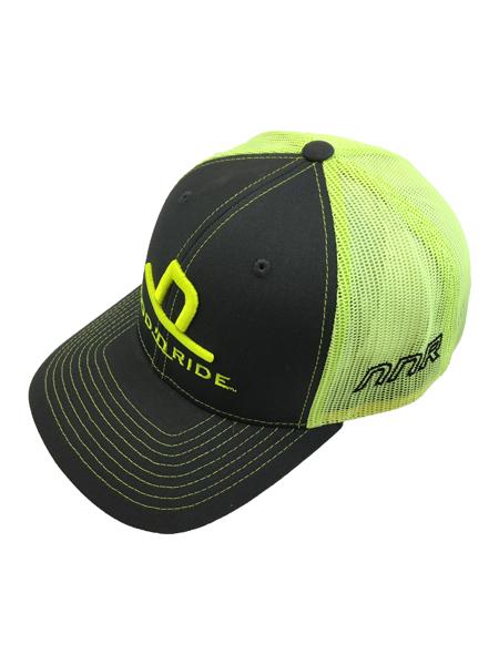charcoal neon yellow osfm western worlds new brand nod n ride